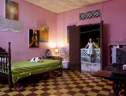 מראות וחלונות, קולמביה
