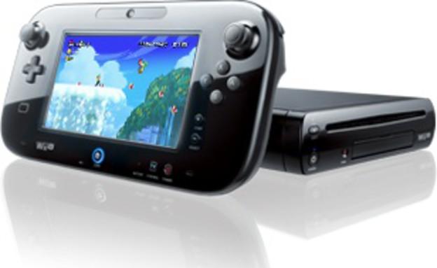קונסולת ה-Wii U של נינטנדו (צילום: נינטנדו)