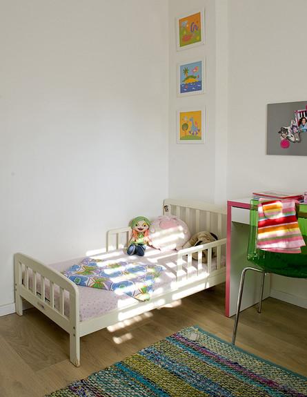 עירית צוקר, חדר ילדים מיטה גובה