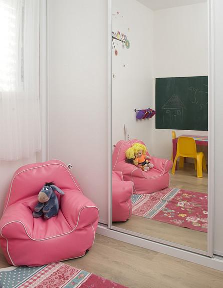 עירית צוקר, חדר ילדים מראה גובה