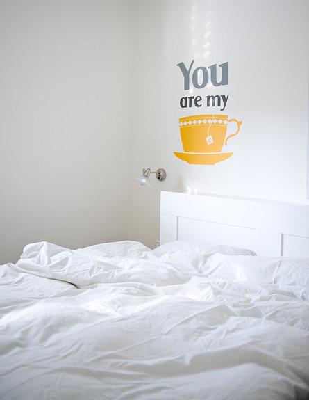 עירית צוקר, חדר שינה מיטה גובה