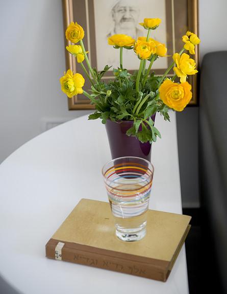 עירית צוקר, סלון פרחים גובה
