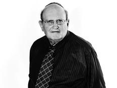 פרופסור בנימין ברטוב (צילום: אייל טואג)