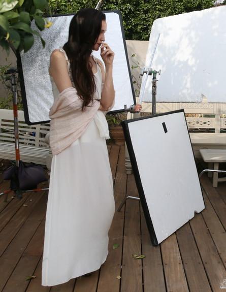 יעל אבקסיס צילומי קמפיין (צילום: דפנה גזית,  יחסי ציבור )