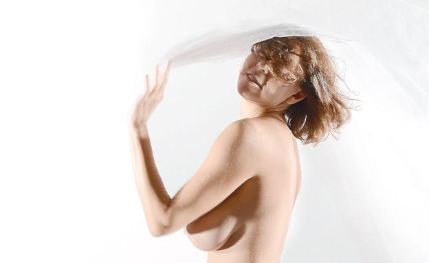 צילומי עירום (צילום: סטודיו הראל)