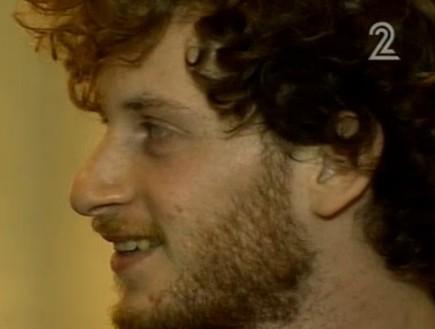 אלישע בנאי בחדשות 2 (צילום: חדשות 2)