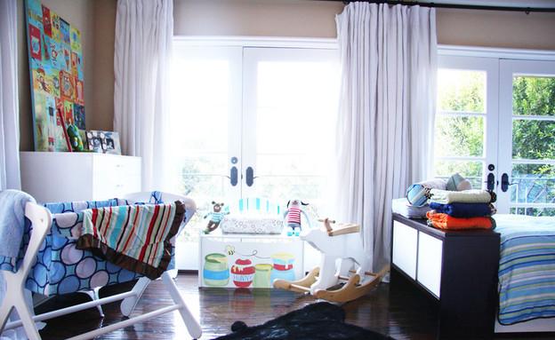 חדרי תינוקות סלבס, אשלי סימפסון כללי, צילום projec (צילום: projectnursery)