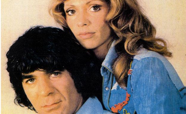 קראוס עם ג'וזי כץ (צילום: צילום עטיפת האלבום)