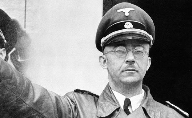 כתבי האהבה המצמררים של הצורר הנאצי (צילום: AP)