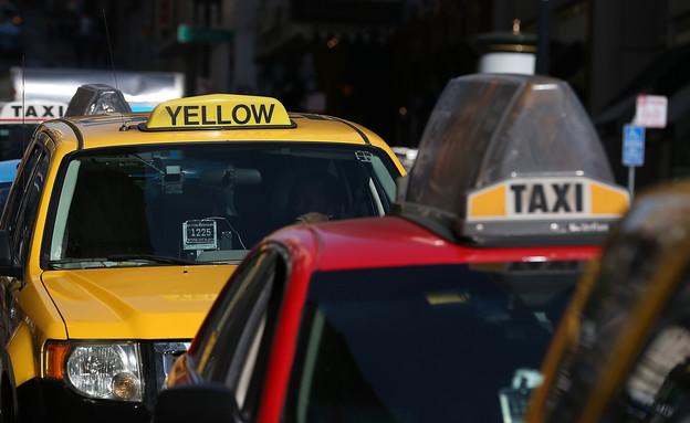 מונית (צילום: Justin Sullivan, GettyImages IL)