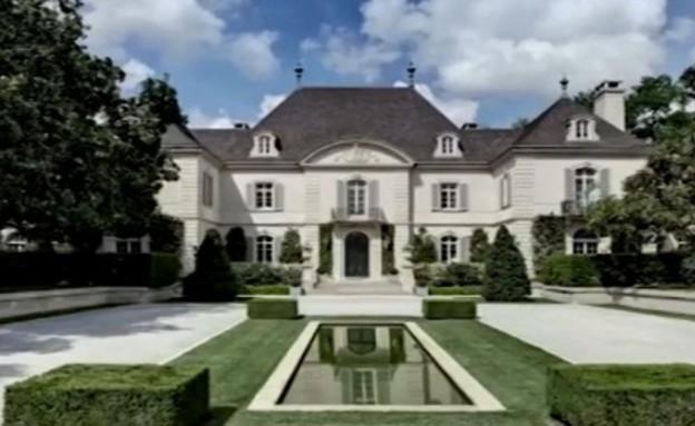 הנכסים הכי יקרים, אחוזה (צילום: מתוך סרטון, גלובס)