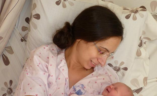 איריס אודלס - סיפורי לידה (צילום: תומר ושחר צלמים)