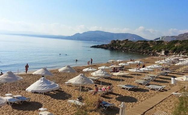 איי יוון, פפקוס רודוס (צילום: אתר איי יוון)
