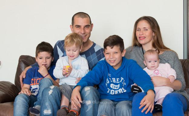 תמונה משפחתית אנדה יואל 2 (צילום: אנדה יואל)