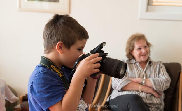 תמונה משפחתית אנדה יואל 8 (צילום: אנדה יואל)