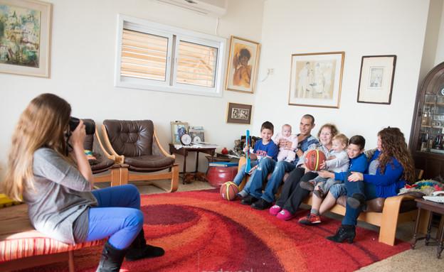 תמונה משפחתית אנדה יואל 9 (צילום: אנדה יואל)