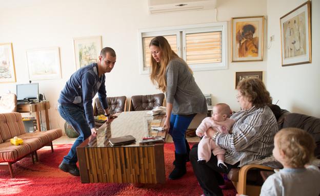 תמונה משפחתית אנדה יואל 10 (צילום: אנדה יואל)