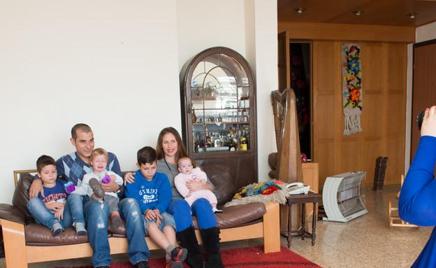 תמונה משפחתית אנדה יואל 12 (צילום: אנדה יואל)