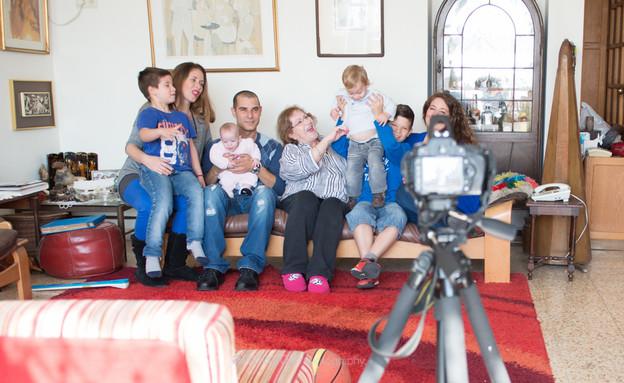 תמונה משפחתית אנדה יואל 13 (צילום: אנדה יואל)