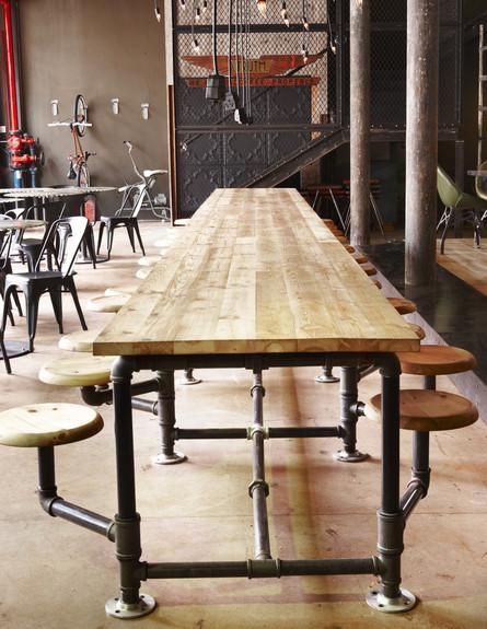 בתי קפה, קייפטאון גובה (צילום: Micky Hoyle)