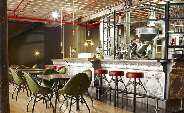 בתי קפה, קייפטאון חלל (צילום: Micky Hoyle)