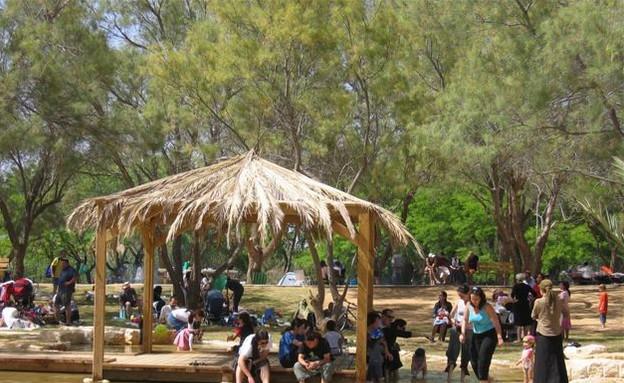גן לאומי אשכול (צילום: רשות הטבע והגנים)
