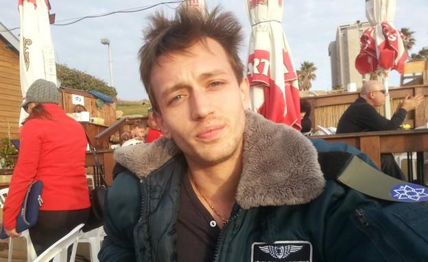 ג'ון פביאן מגרמניה (צילום: לימור בן-רומנו)