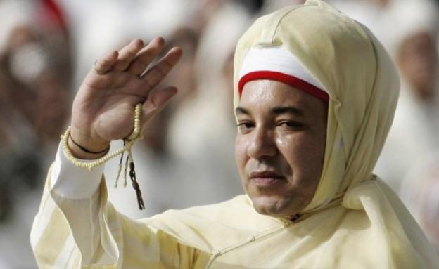 מוחמד השישי, מלך מרוקו (צילום:  Photo by Flash90)
