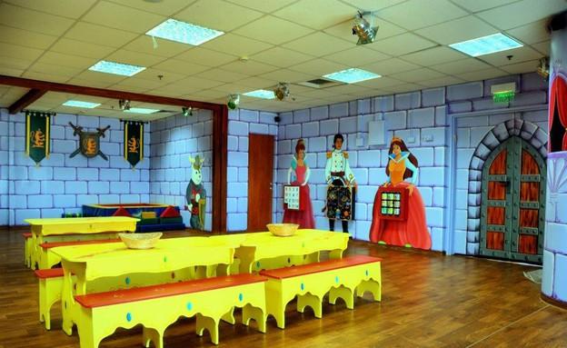 מלונות חורף, מועדון ילדים מלון דניאל ים המלח מרשת טמרס
