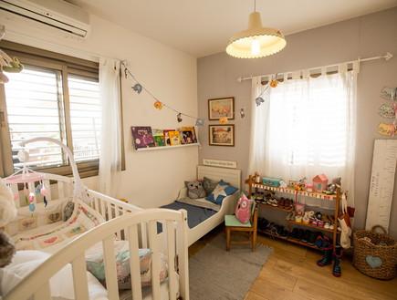שיפוץ הלל אדריכלות, חדר ילדים כללי