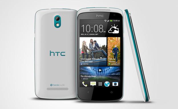 הסמארטפון HTC Desire 500 (צילום: HTC)
