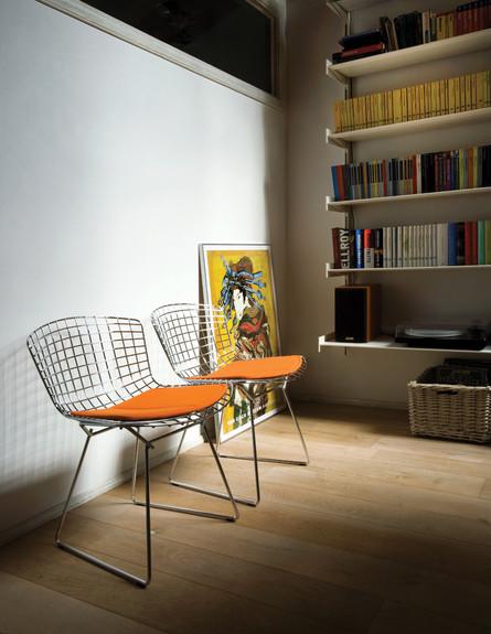 בית טוסקנה, חדר כסאות גובה