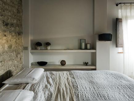 בית טוסקנה, חדר שינה
