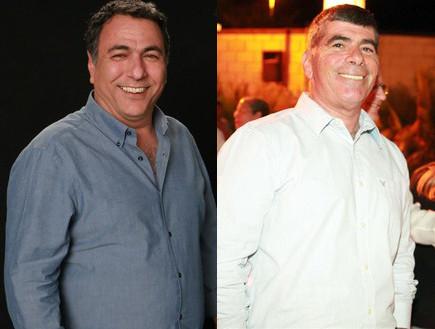 חיים כהן וגבי אשכנזי: הצבא צועד על קיבתו