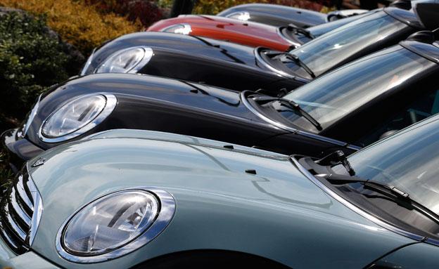המכוניות הגנובות מאירופה נמכרו בישראל (אילוסטרציה) (צילום: רויטרס)