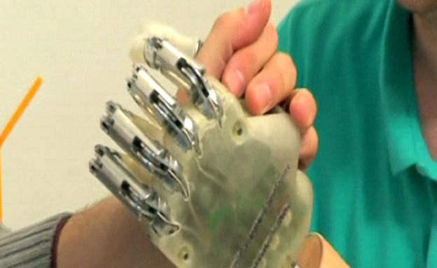 צפו בפיתוח הטכנולוגי (צילום: מתוך הסרטון)