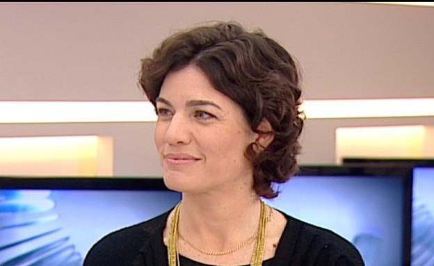 חברת הכנסת תמר זנדברג (תמונת AVI: mako)
