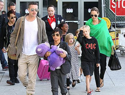 בראנג'לינה והילדים