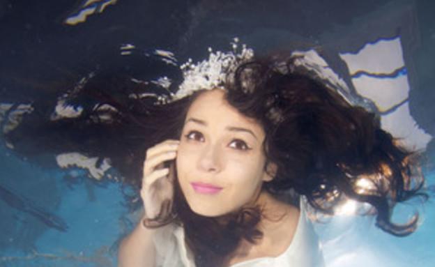 טראש דה דרס מתחת למים (צילום: starfishunderwaterphotography.com)