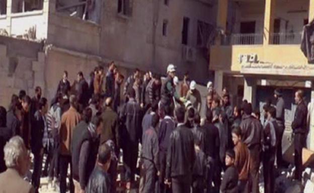 צפו: סוריה - יומן מלחמה