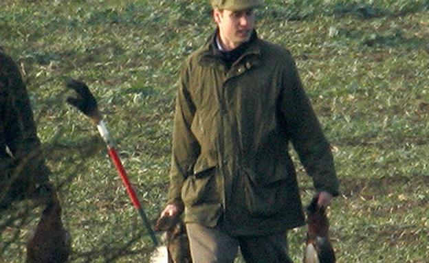 מוסר כפול, הנסיך וויליאם (צילום: צילום מסך)