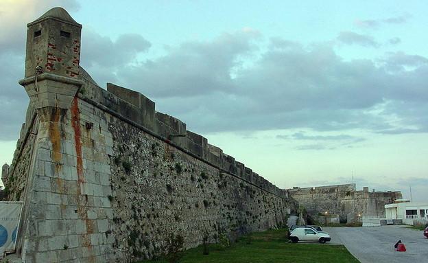 המבצר מבחוץ בקשראיש, פינות סודיות, קרדיט Luis Migu (צילום: Luis Miguel Bugallo Sánch)