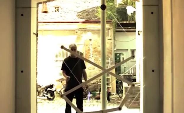השלב הבא באבולוציה של הדלת (תמונת AVI: mako)