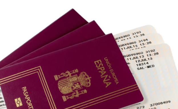 דרכון ספרדי (צילום: Tagore75, Thinkstock)