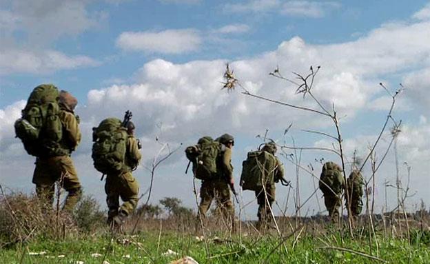 """חיילים. אילוסטרציה (צילום: דובר צה""""ל)"""