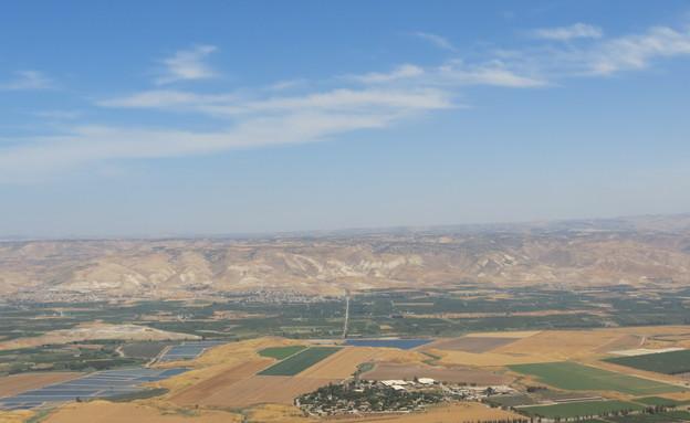 מסלולים רומנטיים, מבצר כוכב הירדן