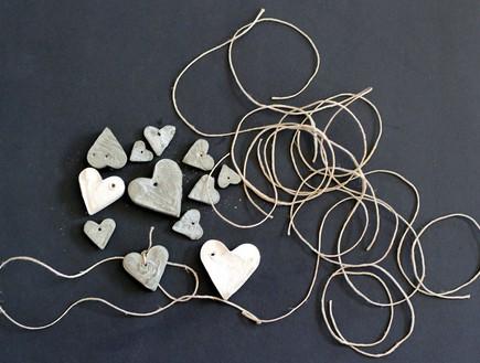 מובייל לבבות, מכינים חוטים