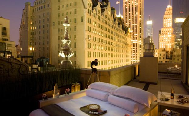 מלון סטייקה ניו יורק, הסוויטות הרומנטיות