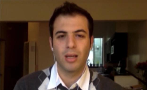 """ראיון עם מנכ""""ל Any.do,  עומר פרצ'יק (תמונת AVI: mako)"""
