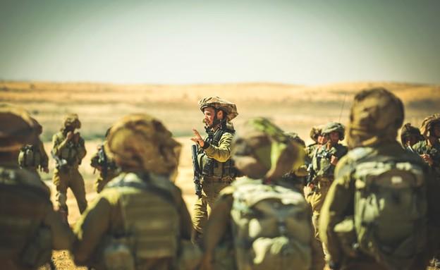 """שבוע מלחמה גבעתי (צילום: דובר צה""""ל)"""